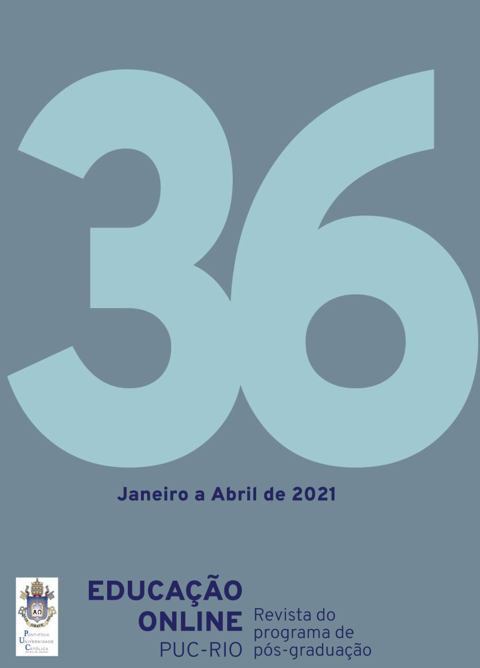 Edição Atual v.16 n.36 (2021)